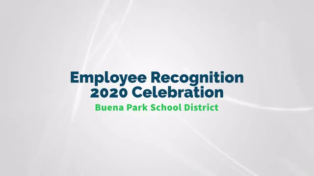 BPSD Employee Recognition 2020