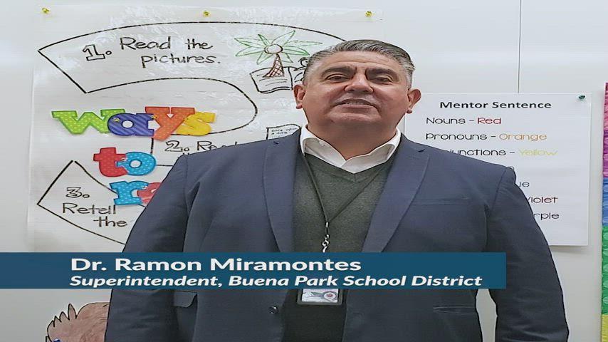 March Superintendent's Update