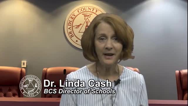 Reopening of Schools - Dr. Linda Cash