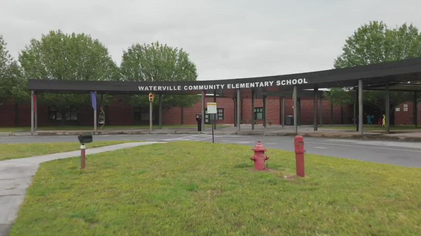 Waterville Community Elementary Video Tour