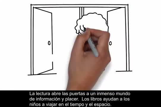 VIDEO EN ESPAÑOL - Conectando la lectura en la vida real.