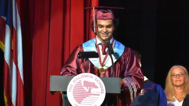 Baldwin Class of 2019 Graduation
