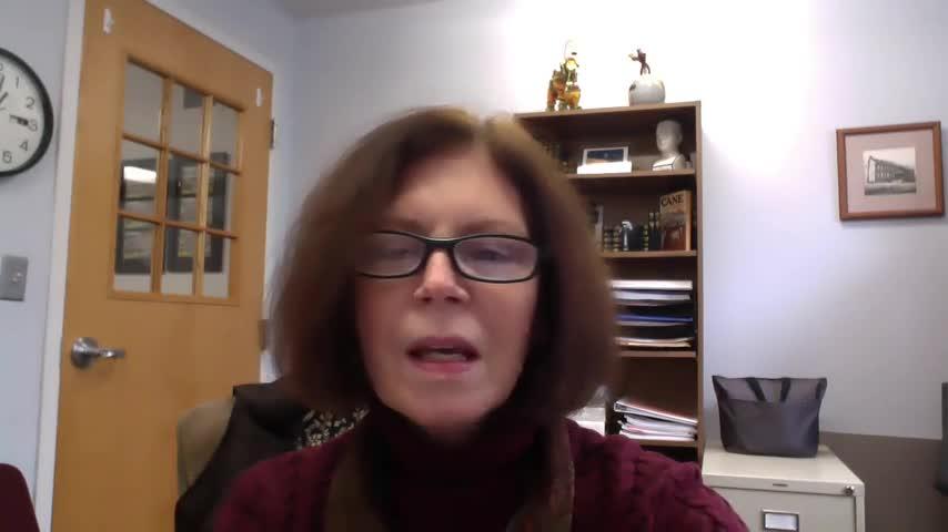 Nancy Sandberg - How are things at BFS?