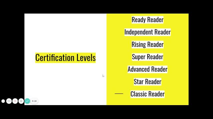 AR Certification & Dot System