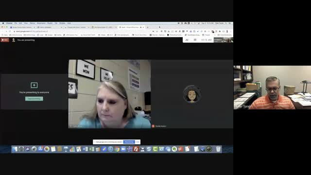 Virtual Office Hour video