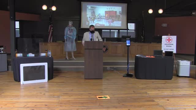 July 16 BVPS School Reopening Plan Press Conference Video