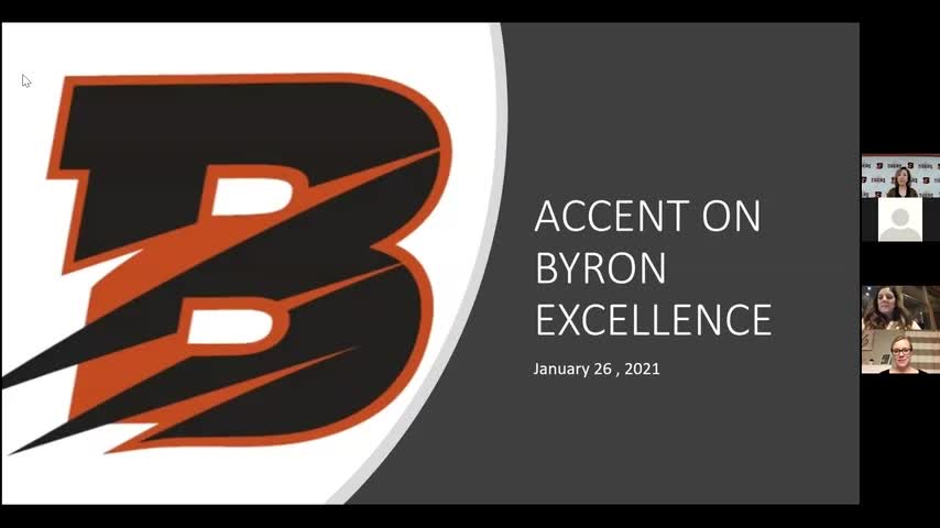 Accent on Byron Excellence