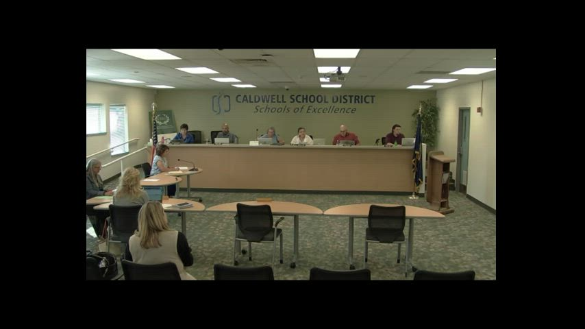 Special Board Meeting and Executive Session 6/28/21