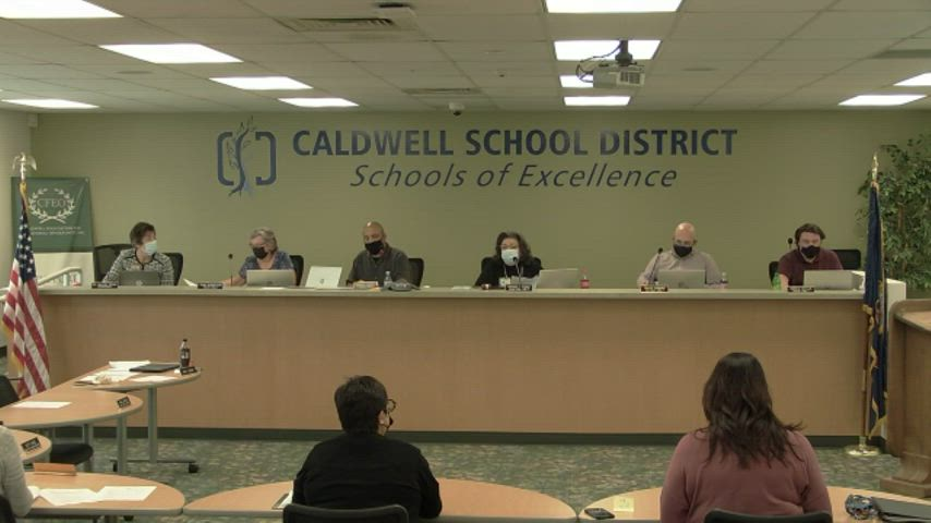 Executive Session and Regular Board Meeting 09-13-21