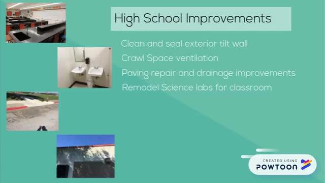 2018 Bond Improvements - Student Video #2