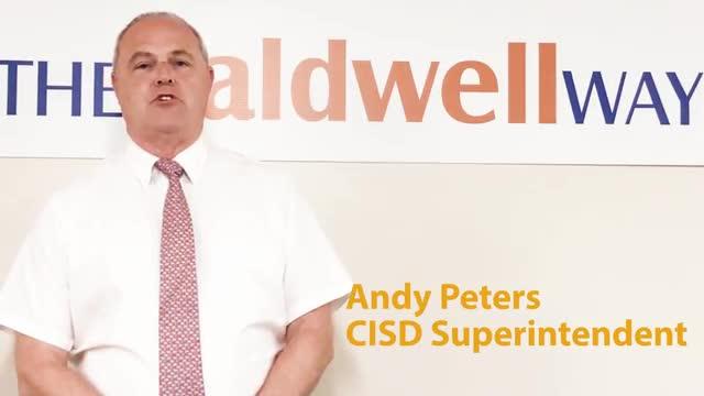 CISD superintendent's welcom