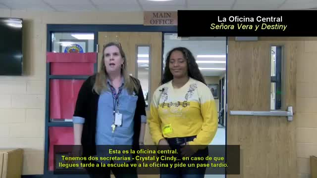 Welcome to Canon City HIgh School - Spanish 4 (Ms. Vera)