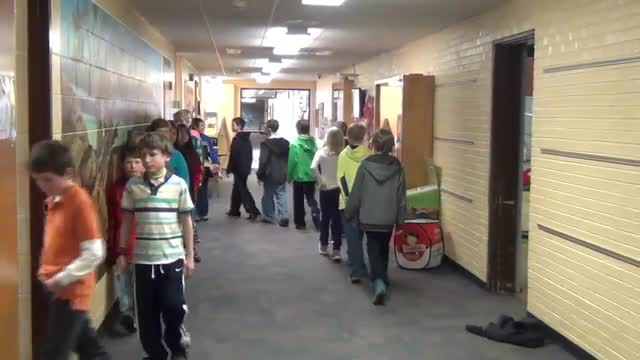 ROARing, Students created a video demonstrating now to be respectful, own it, act safely, and be responsible