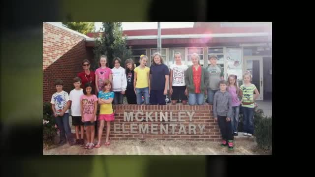 Slideshow of 5th graders at McKinley in 2013.