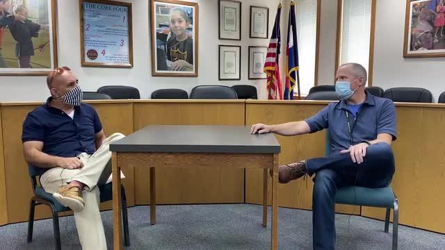 Assistant Superintendent Adam Hartman sat down recently with Chris Montoya to discuss reopening plans for the upcoming school year.