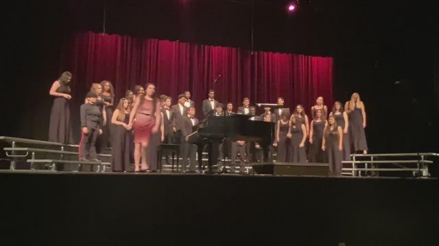 EHS Choir - 8th Grade Parent Night