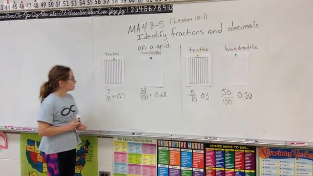4th Math Topic 12-1