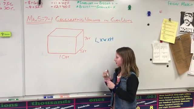 5th Grade Topic 10.1