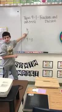 5th Grade Topic 9.1