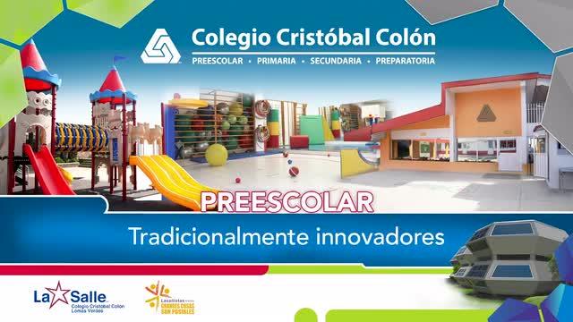 Instalaciones de Preescolar Colegio Cristóbal Colón