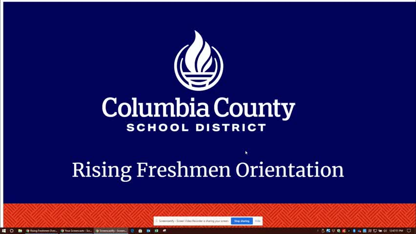 Freshmen Experience Video