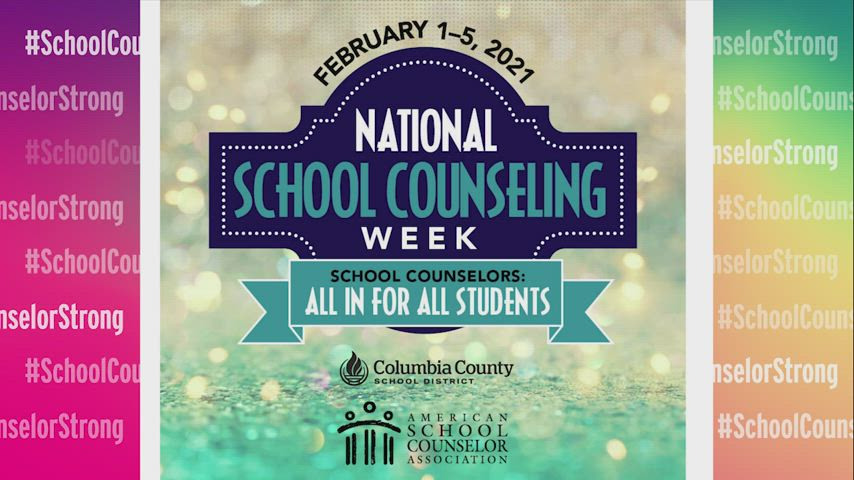 National School Counseling Week 2021