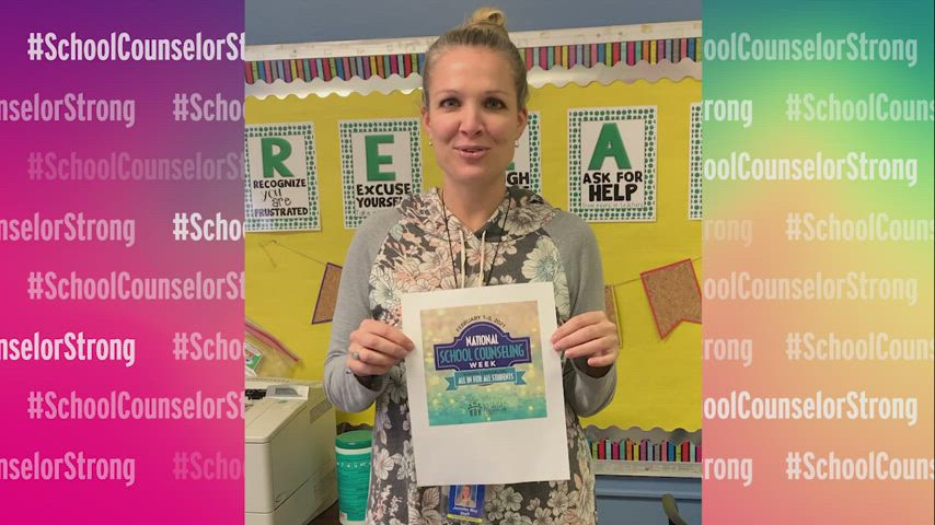 National School Counseling Week Celebration Part III
