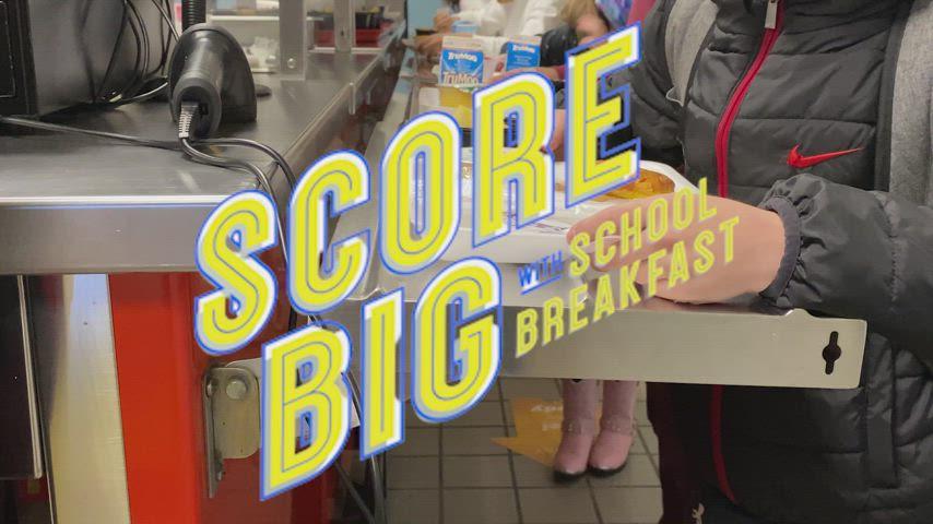 National school breakfast week promo video