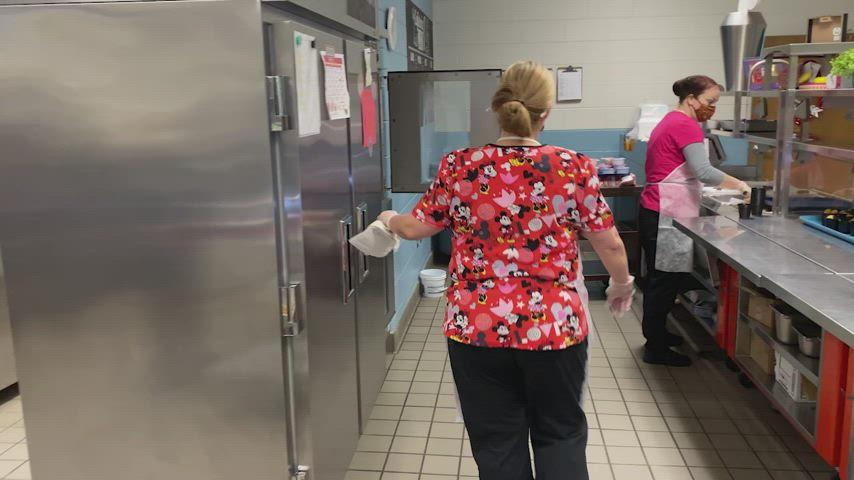 school nutrition employee spotlight