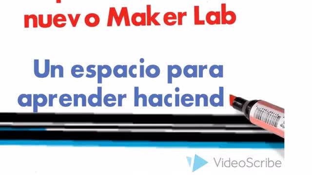 Video para entender qué es una aula Maker
