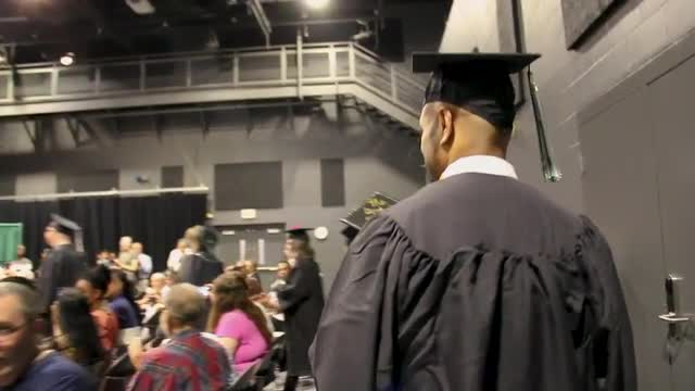 CU Graduation 2018 - Jose's Experience
