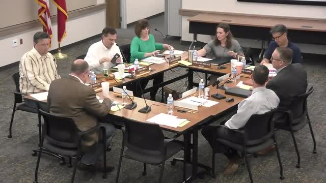 April 19th board workshop video regarding high school boundary adjustment