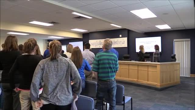 Video for school board meeting May 2016
