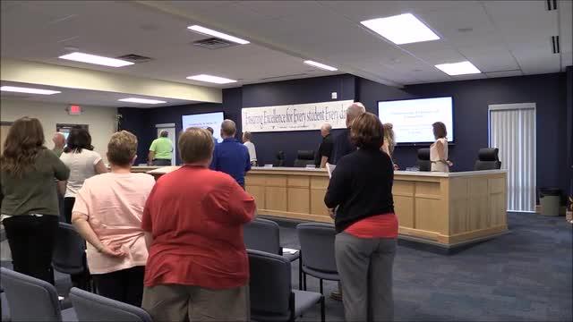 Video for School Board Meeting June 2016