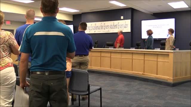Video for School Board Meeting June 2017