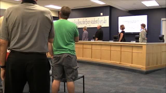 Video for School Board Meeting July 2017