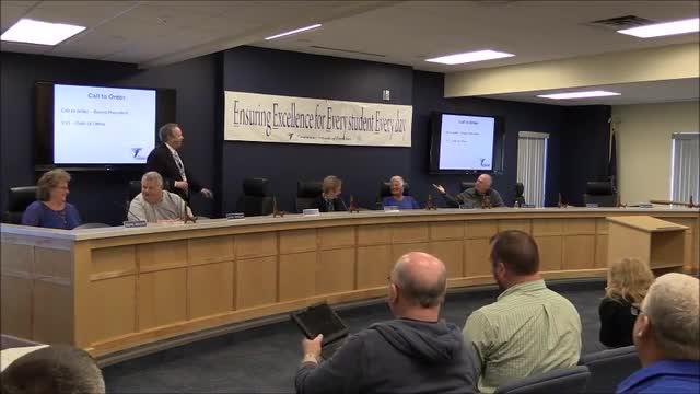 School Board Meeting May2019 (Partial)