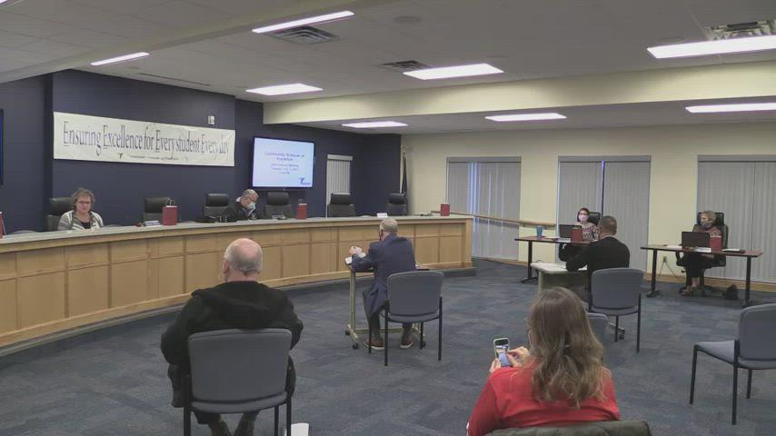 School Board Meeting February 9, 2021