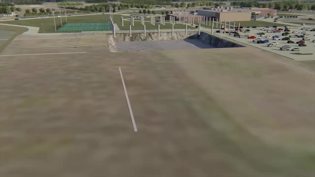 Video depicting the future Crandall ISD Multi-Purpose Center