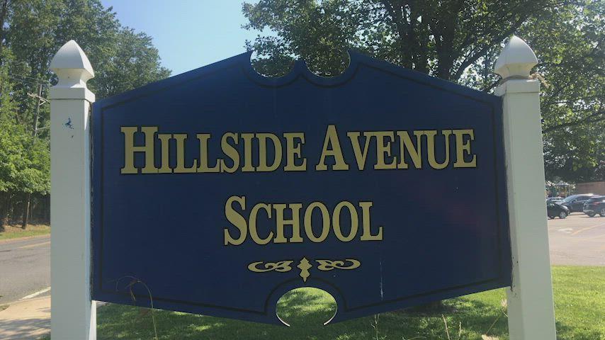 Hillside Avenue School Homepage Display Video screencap