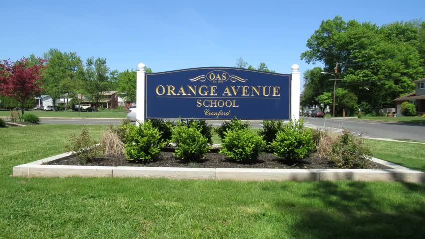 Pictures of Orange Avenue School