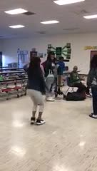 Charger Club African American Folklore Dance