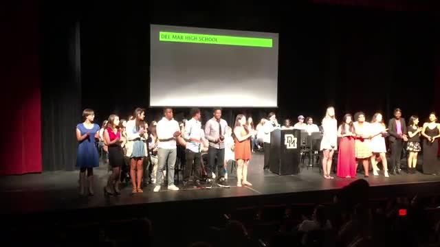 2016 AVID Graduation video