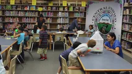 Kaiser-Permanente Grant to Summer Libraries