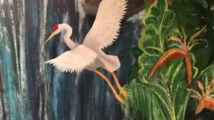 Shirley Yuen Wall Mural