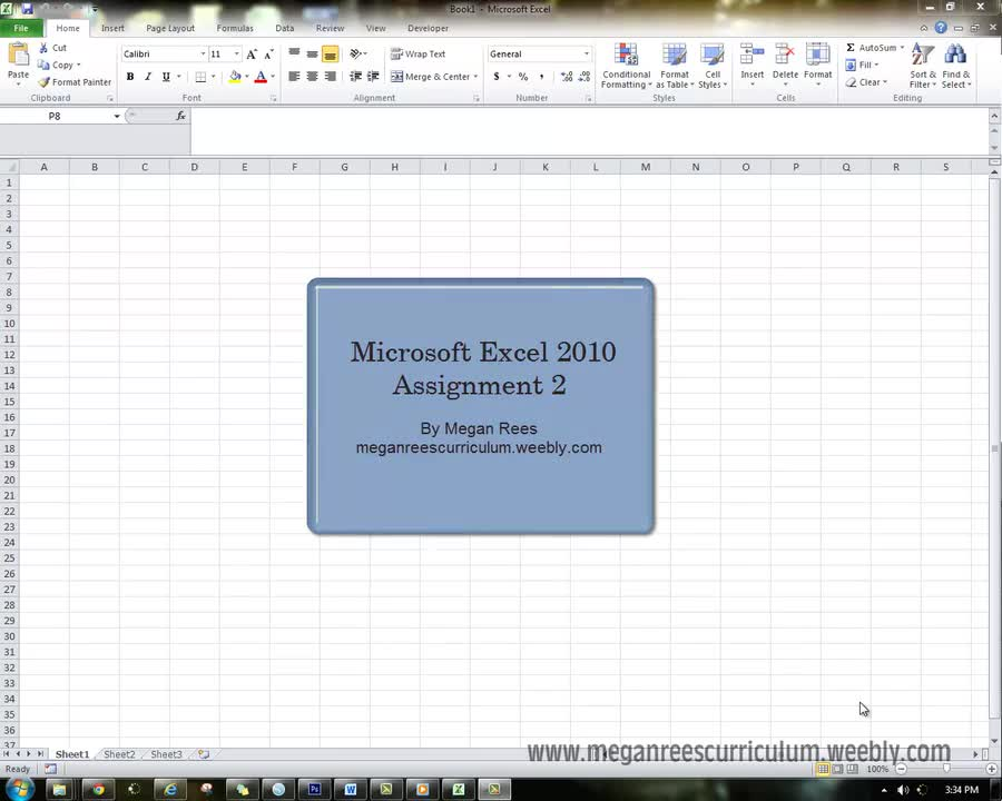 microsoft excel lesson two collierville high school