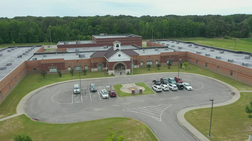 Collierville Middle School - Drone Footage