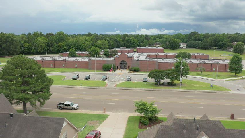 Crosswind Elementary School- Drone Footage