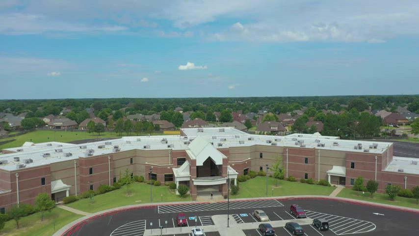 Sycamore Elementary School - Drone Footage