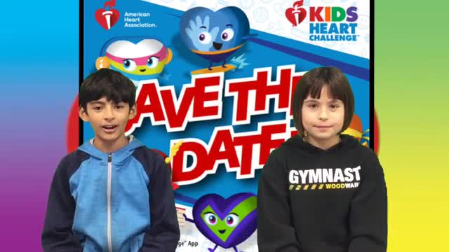 Kids Heart Challenge Coming Soon